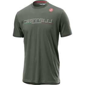 Castelli Classic - T-Shirt Homme - olive